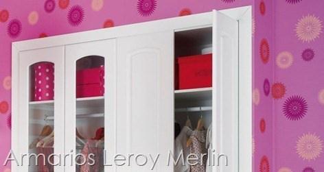 Armarios leroy merlin abatibles for Armarios empotrados leroy merlin