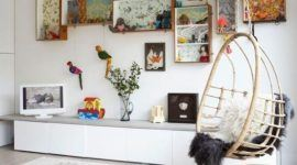 Ideas para decorar con Cajones Reciclados