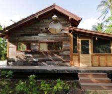 Fotos de Casas de Madera modernas, pequeñas y bonitas