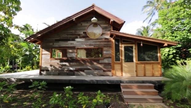 De 50 fotos de casas de madera modernas peque as y bonitas for Interior de la casa de madera moderna