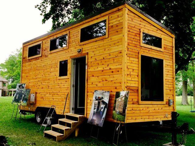 Fotos de Casas de Madera modernas pequeas y bonitas