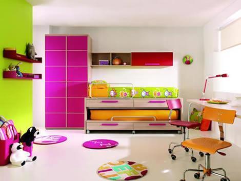 Decoraci n dormitorios dormitorio juvenil - Dormitorio juvenil decoracion ...