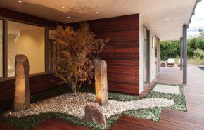 Jardines Zen   Más de 100 ideas de decoración al estilo oriental