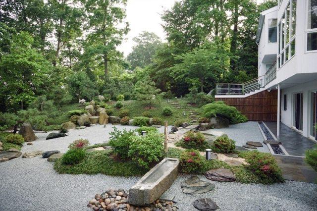 de 100 Fotos de Jardines Zen | EspacioHogar.com
