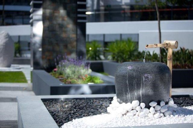 De 100 fotos de jardines zen - Diseno jardines modernos ...