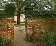 Elegir materiales para el muro del jardín