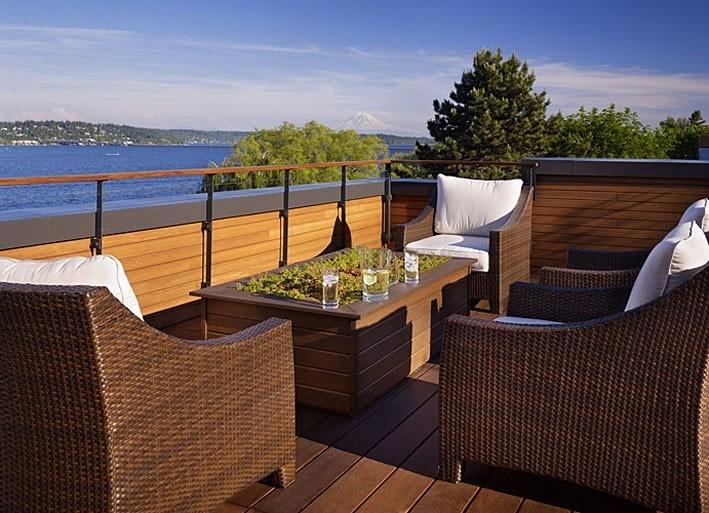 Decoración de terrazas y balcones con plantas (I) - INFOJARDIN