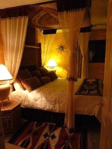 Dormitorios etnicos