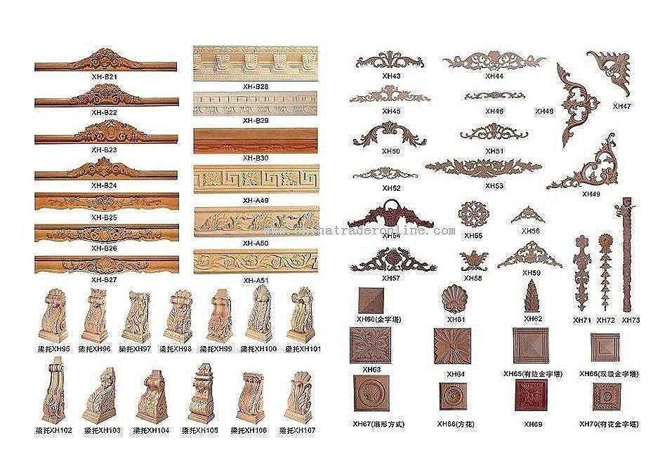 Molduras decorativas v deo - Molduras de madera decorativas ...