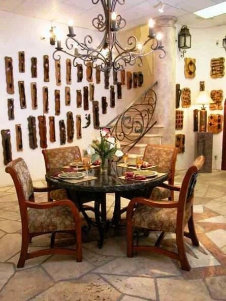 Cool-Beautiful-full-Decoration-Creative-Inspiring-Dinning-Room-590x786