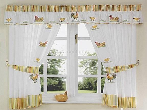 C mo lavar cortinas en casa for Cortinas blancas para sala