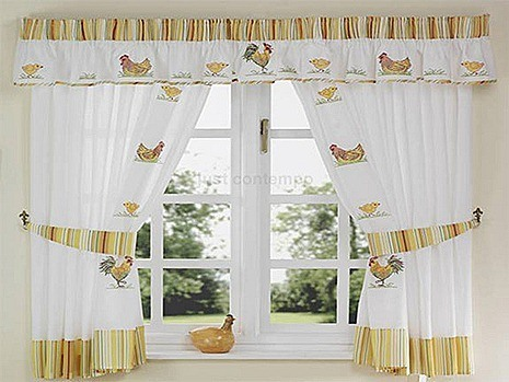 Curtains-kitchen
