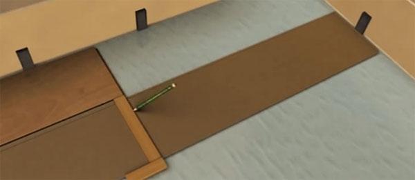 C mo colocar tarima flotante en nuestro piso - Como colocar suelo ...