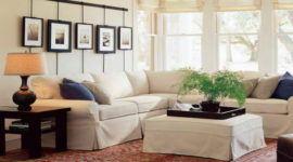 Más de 20 fotos de fundas de sofás: ideas y consejos