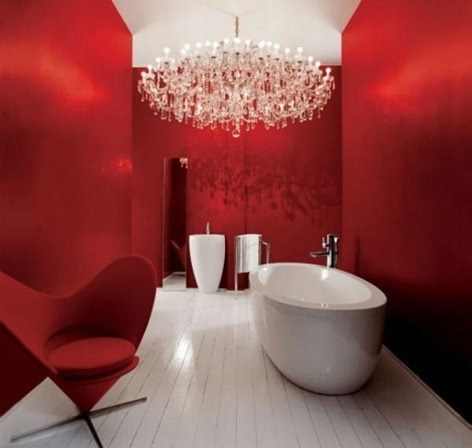 red-bathroom-modern-decor