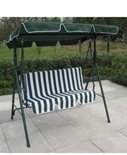 10_Greenfingers_Green_Padded_Swing_Seat