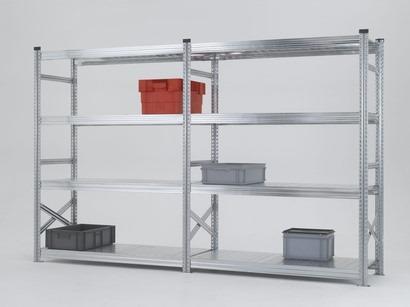 Estanterias metalicas - Medidas estanterias metalicas ...