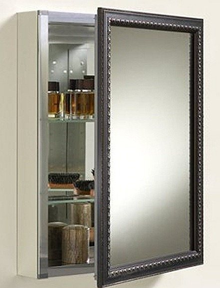 Muebles ba o espejo for Espejos de bano vintage