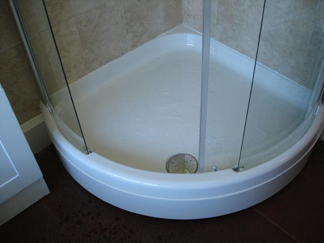 Cuanto Mide Un Baño Con Ducha ~ Dikidu.com