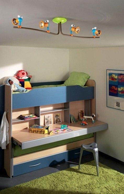 Lamparas infantiles - Lamparas habitaciones infantiles ...