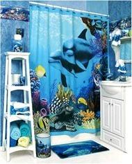 Deep_Blue_Dolphin_Sea_Life_Shower_Curtain_Bath_Accessories