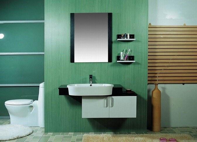 Muebles de baño modernos , muebles para el lavabo, columnas altas
