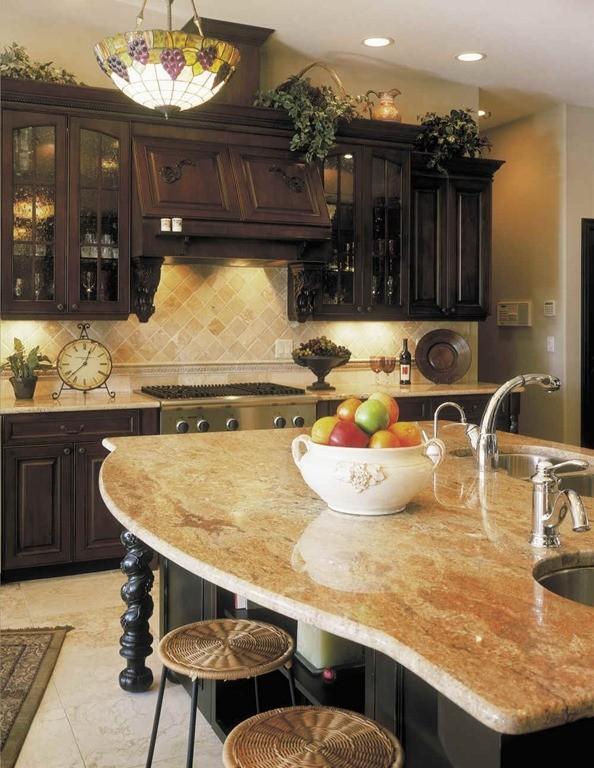 Encimeras cocina fotos for Encimera imitacion marmol