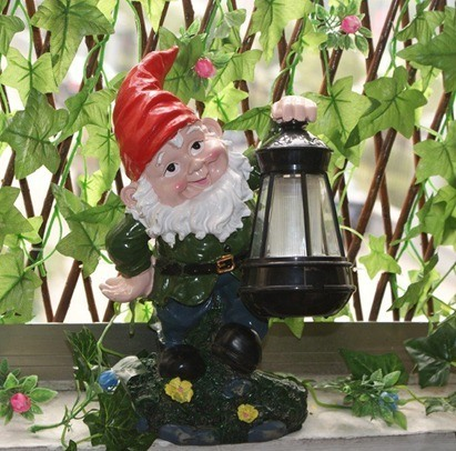 Solar-dwarfs-light-Dwarfs-solar-light-Solar-lawn-light-Solar-decorative-light-Free-shipping