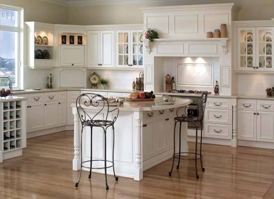 white kitchen cabinets french country decoracion blanco fotos espaciohogar 28768