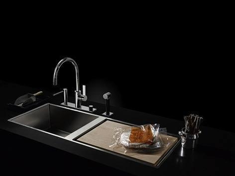 black-stainless-steel-kitchen-sink-technology