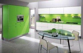 Decoración de interiores | Pintar en color verde