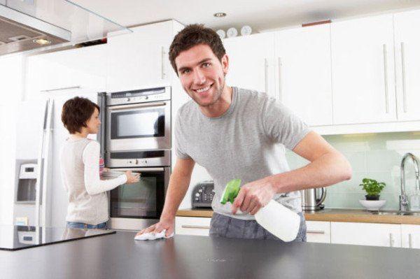 como-limpiar-muebles-de-cocina