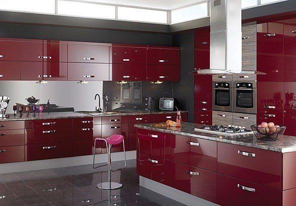 Como limpiar muebles de cocina