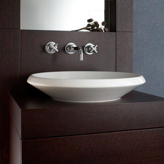 Lavabos Para Baño Kohler:Los lavabos tipo vessel , permiten múltiples combinaciones lavabos en
