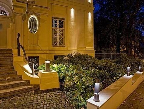 Iluminacion exterior luz solar - Luces de jardin exterior ...