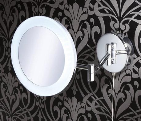 Espejos aumento for Espejo de aumento con luz
