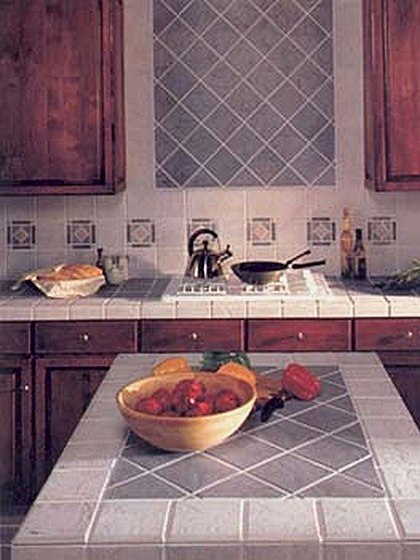 encimeras cocina fotos espaciohogarcom - Encimeras De Cocina Aglomerado