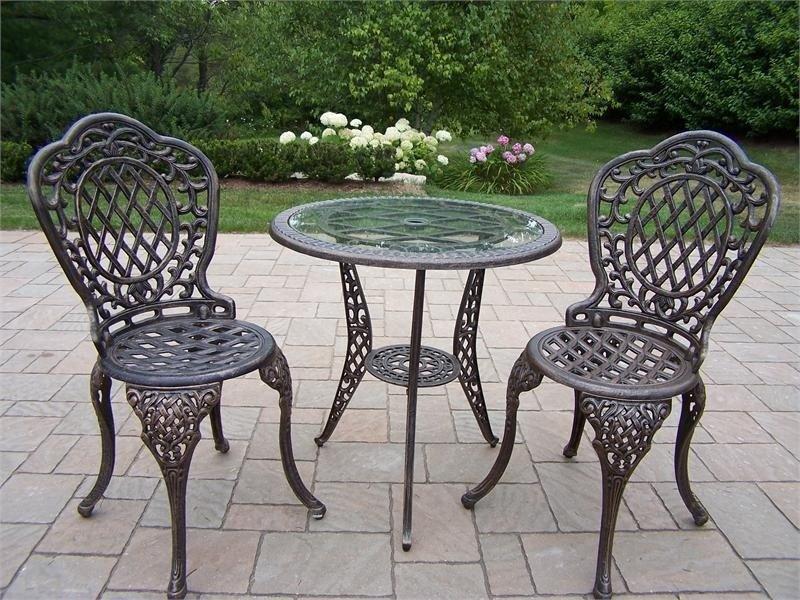 Muebles jardin rusticos for Sillas hierro ikea