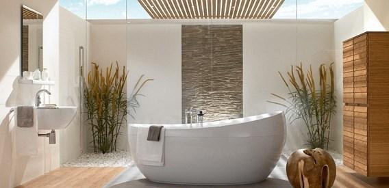 Baños minimalistas elegantes ~ dikidu.com