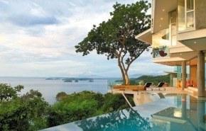Casa de lujo | sobre el Oceano Pacifico