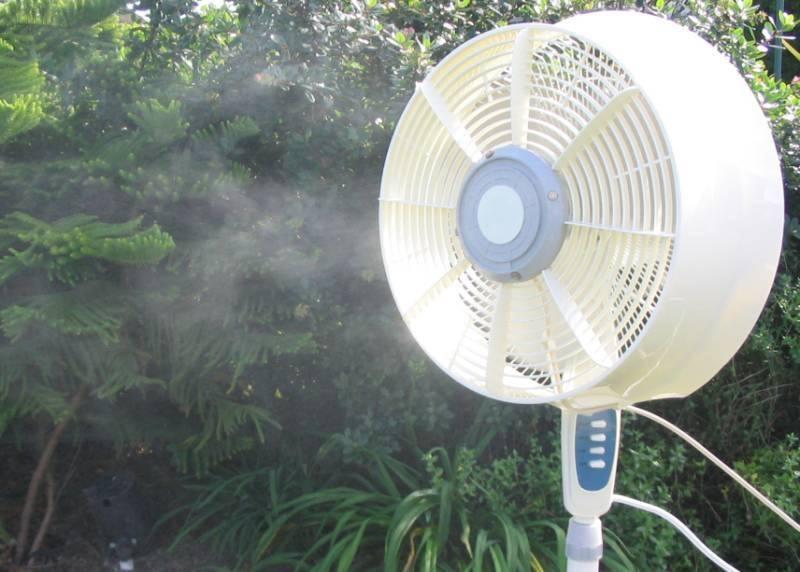Ventiladores agua - Ventiladores de agua ...