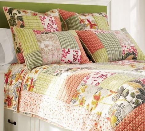 Patchwork decoracion - Acolchados en patchwork ...
