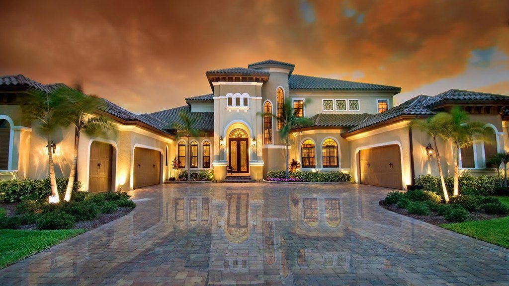 Estas son las casas de lujo m s impresionantes del mundo for Casas mas impresionantes del mundo