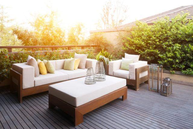 Decoración De Terrazas Chill Out Muebles Colores