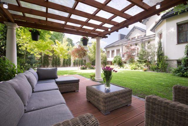 Decoraci n de terrazas chill out muebles colores for Terrazas 2018 decoracion