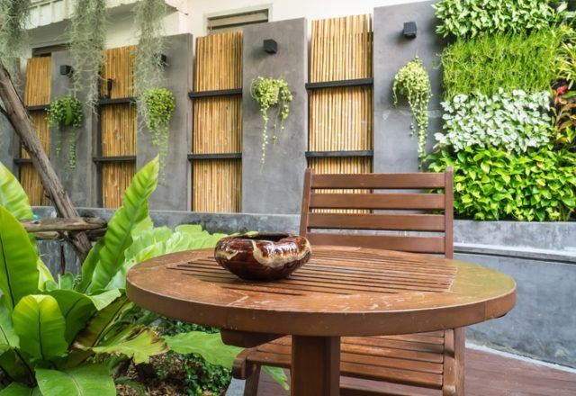 Decoraci n de terrazas chill out muebles colores - Accesorios terraza ...