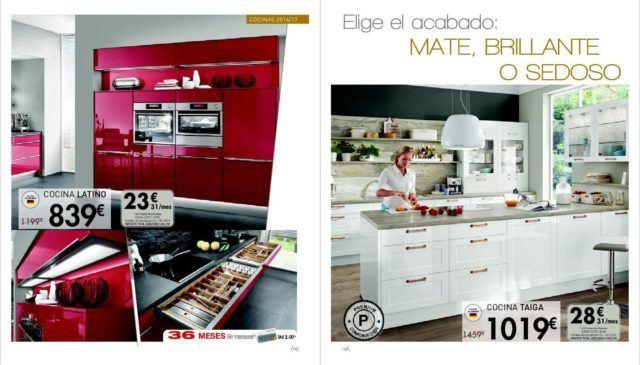 Cocinas Conforama Precios   Conforama Catalogo 2018 Espaciohogar Com