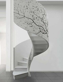 decorative-spiral-staircase-ideas