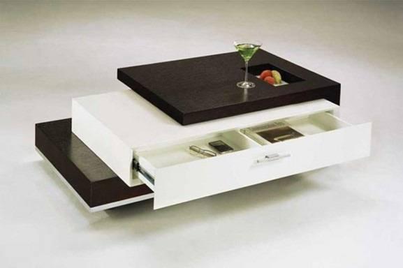 Ahorrar espacio muebles funcionales - Muebles practicos para espacios pequenos ...