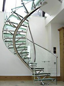helical-stair